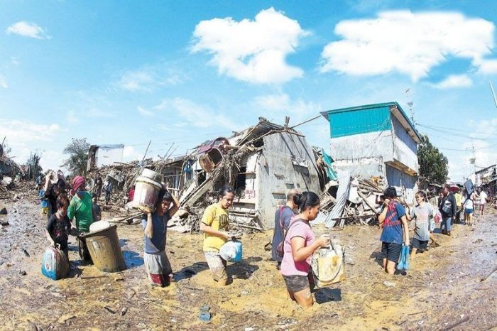 Damage wrought by 'Ulysses' on agri, infra now over P19 billion � NDRRMC