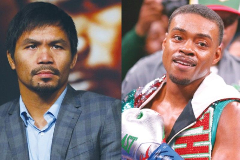 Spence is next Pacquiao opponent with Las Vegas fight set August