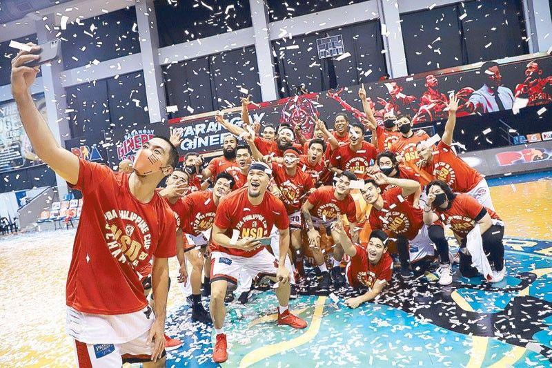 Kings� win: A triumph of spirit