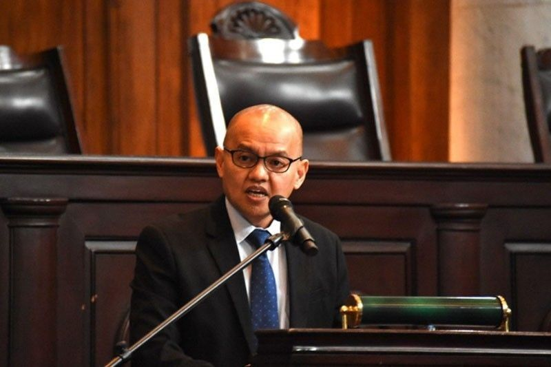 'Baseless, unfounded': Leonen ex-colleagues, peers throw support amid impeachment rap