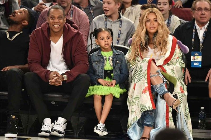 Beyoncé, Jay-Z daughter Blue Ivy a Grammy nominee at 8