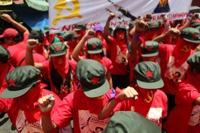 CPP rejects government designation as terrorist group