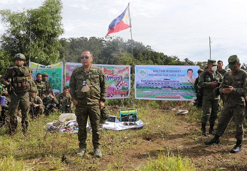 Troops thwart Sultan Kudarat CPP anniversary event