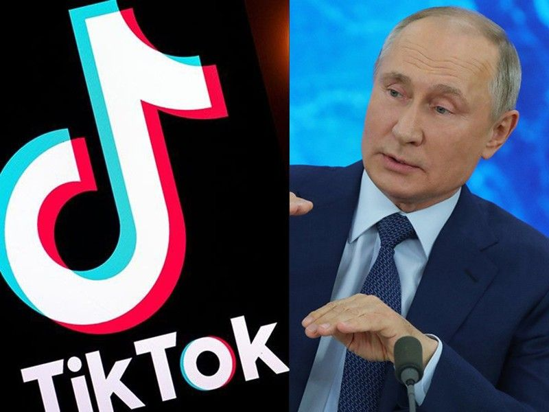 Russia to launch own TikTok developed with Putin's alleged daughter