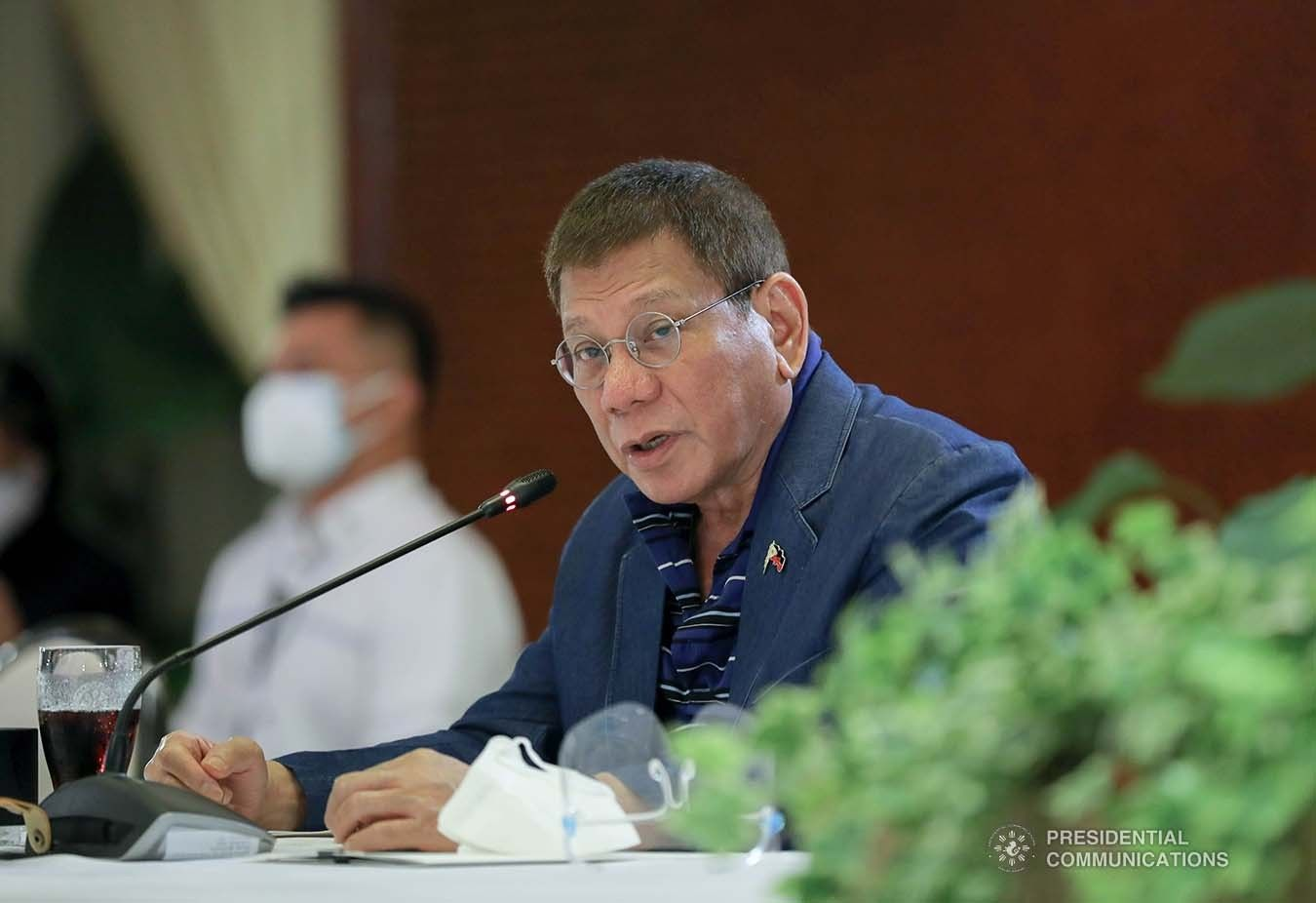 Duterte says to end VFA if US 'can't deliver at least 20 million doses' of vaccine