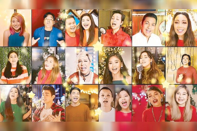 ABS-CBN�s magical Christmas IDs