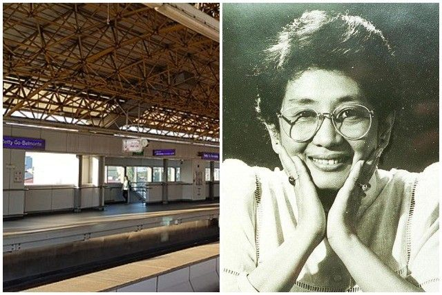 Betty Go-Belmonte: The journalist-entrepreneur an LRT-2 station was named after