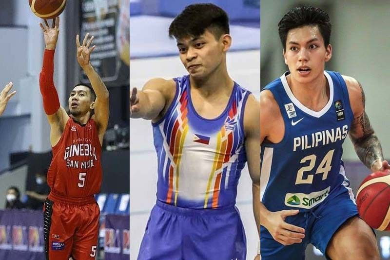 Olympics, SEA Games headline busy 2021 for Philippine sports