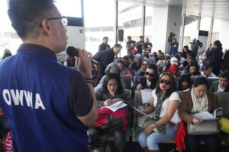 63 Filipinos abroad added in DFA's COVID-19 count last week