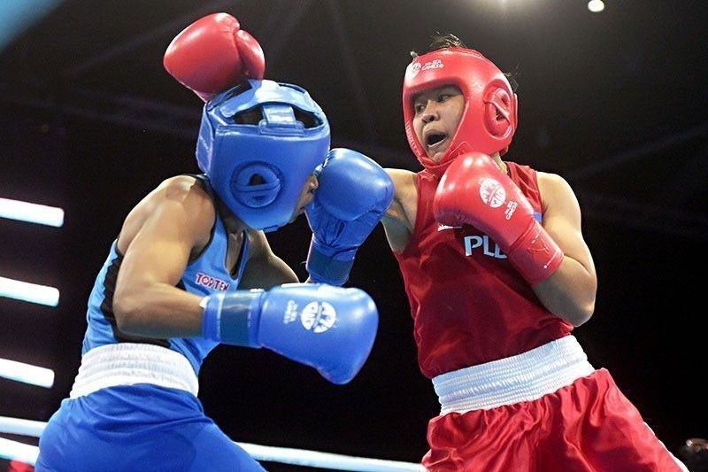 Philippine Olympic bets set to train at 'Calambubble'