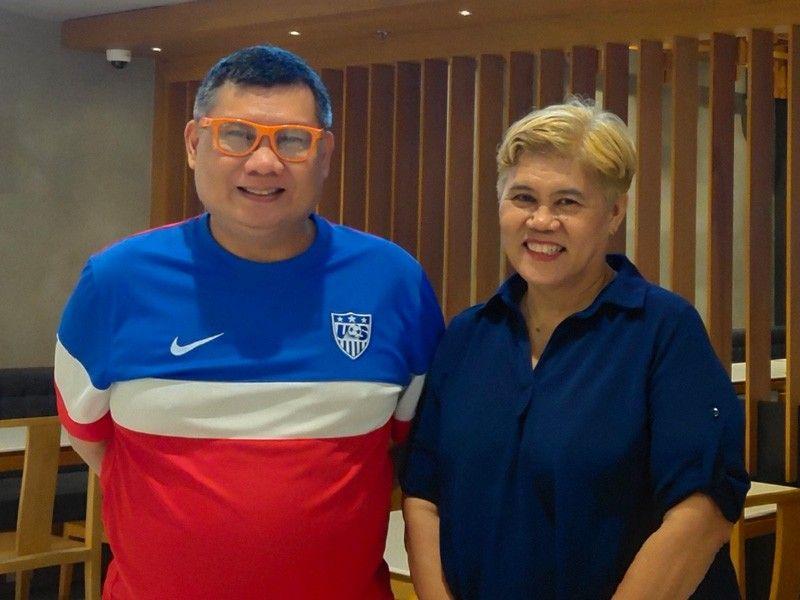 Legendary spiker Thelma Barina-Rojas mulls opening volleyball school