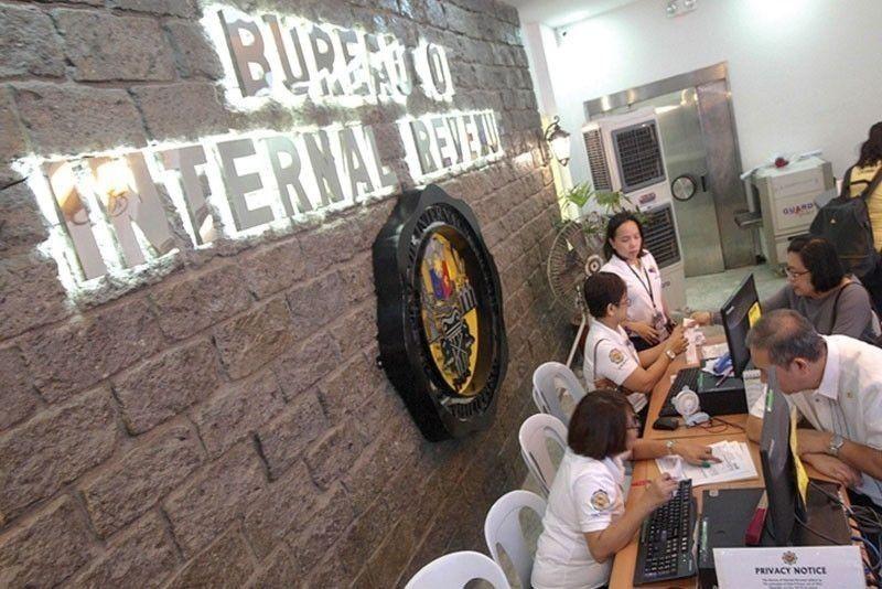 Duterte orders BIR to reshuffle personnel