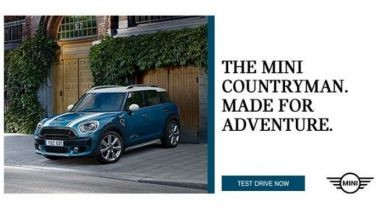 Crossing over with the MINI Countryman