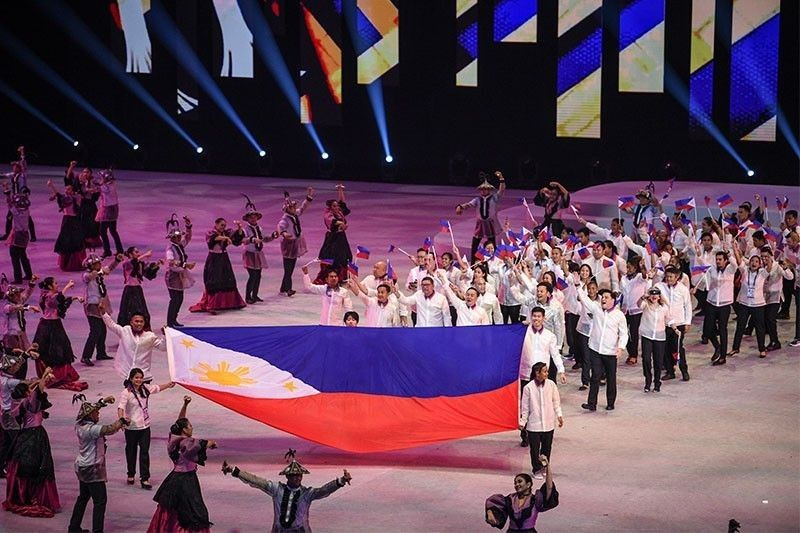 Philippines targets Olympic gold, SEAG top three finish in 2021