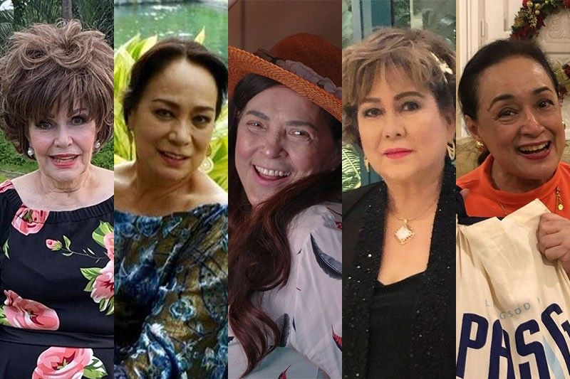LIST: Qualified Filipino lolas for Disney's upcoming film