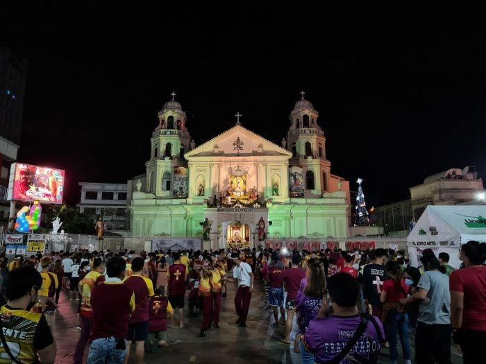 Some 400,000 devotees seen at Quiapo for Traslacion 2021 � Manila police