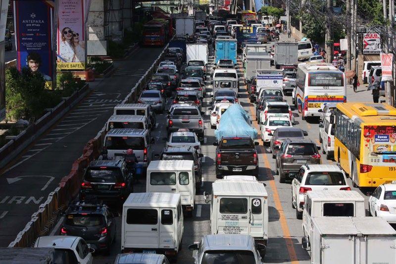 Philippines traffic worst in ASEAN, 9th in world