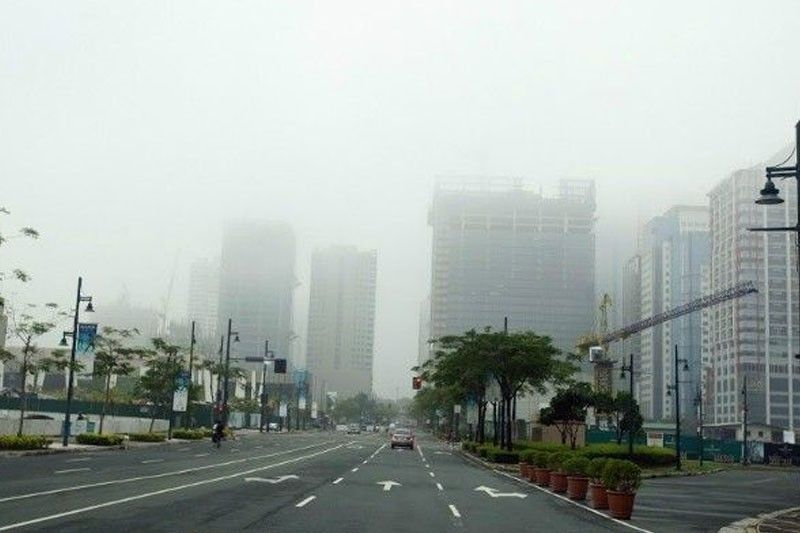 PAGASA: Cold days ahead