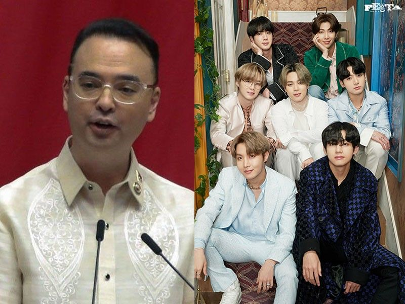 'No offense,' Cayetano tells BTS fans after using group's name