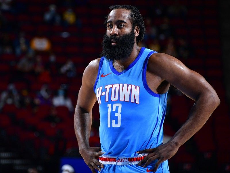 Rockets' Harden after loss to Lakers: Situation can't be fixed