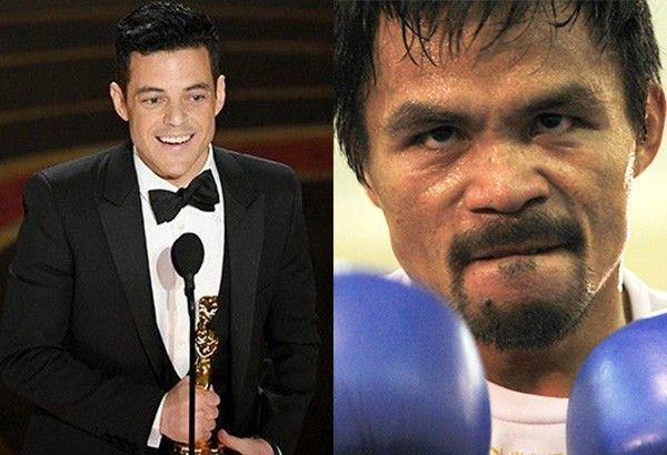 Rami Malek: Filipino actor should play Manny Pacquiao
