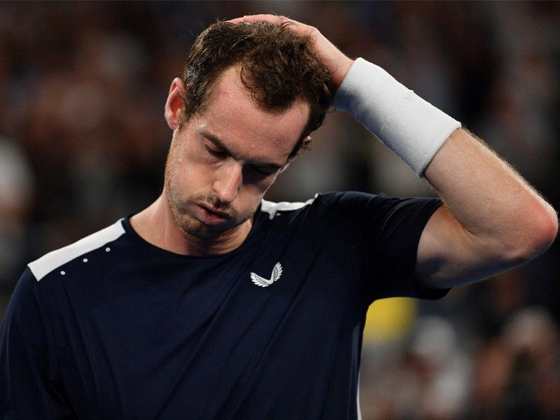 No special favors for virus-hit Andy Murray, Aussie health chiefs say