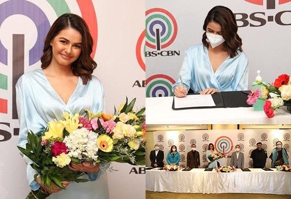 'Hello Kapamilya!': Stars celebrate Janine Gutierrez's move to ABS-CBN