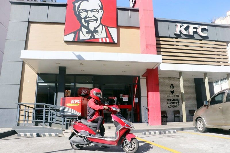 KFC cuts carbon footprint with e-bikes for deliveries