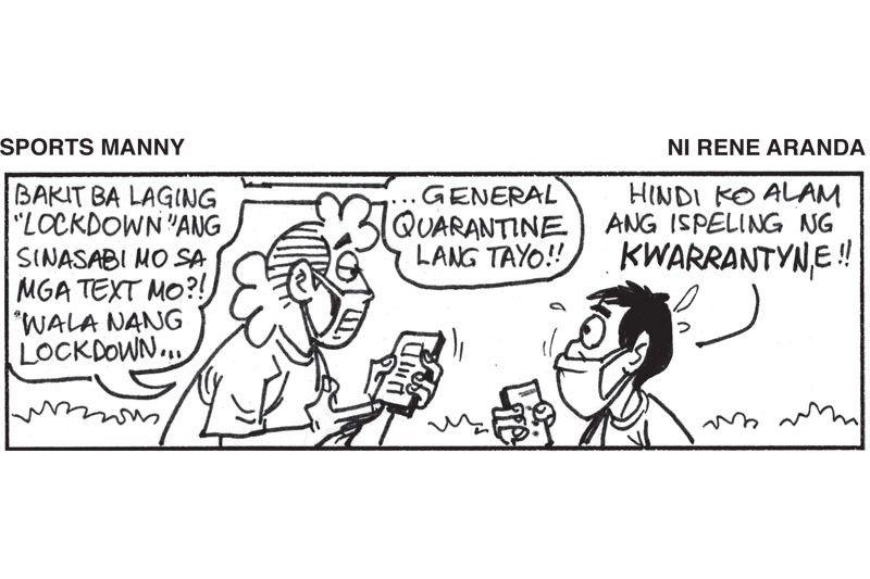 Komiks (Enero 17, 2021)