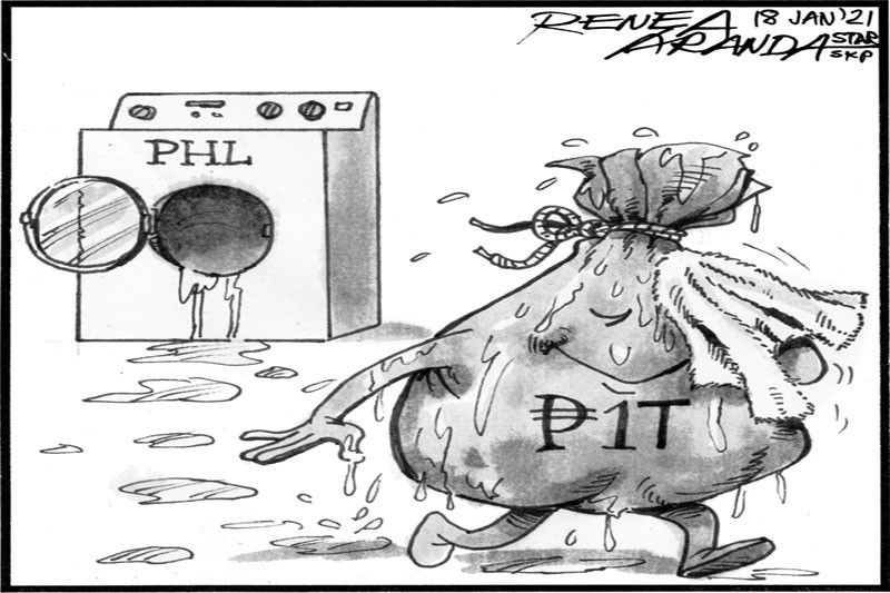 EDITORIAL - Crime pays
