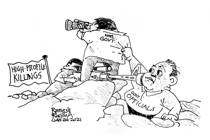 EDITORIAL - A cause for concern
