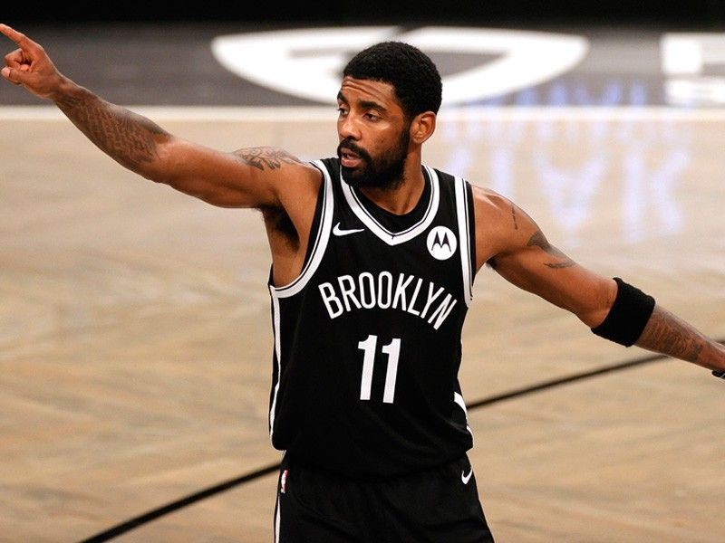 Ex-NBA player Jackson says Nets star Irving bought George Floyd's family a house