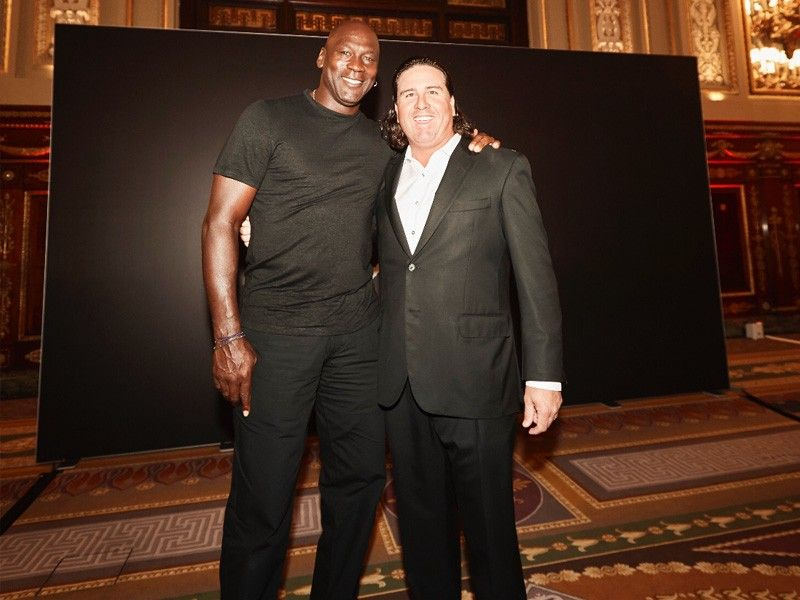 Perez: How picking out a pair of Jordans from the bin led my friendship with 'His Airness'