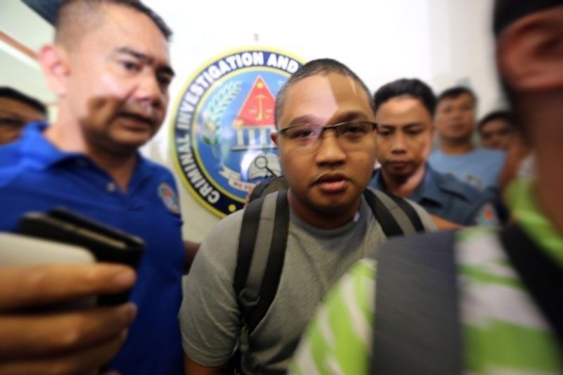 Warrant out vs Peter Advincula � the man claiming to be 'Bikoy' � for perjury