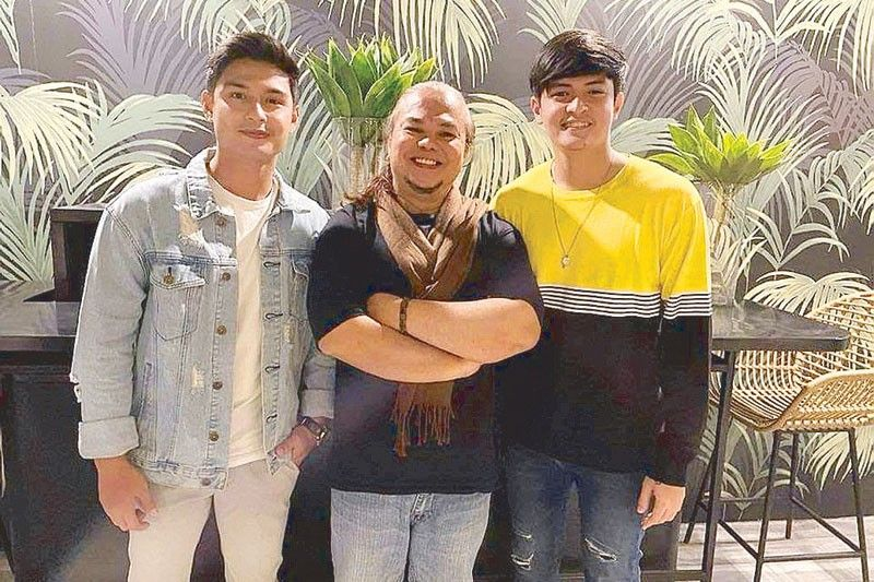 Keann & JR not worried about being typecast in BL roles