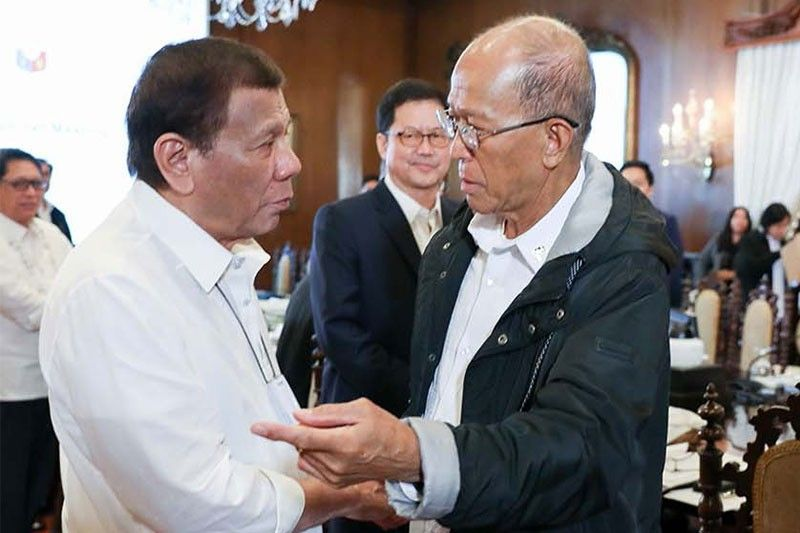 Duterte not consulted on scrapping UP-DND pact � Palace