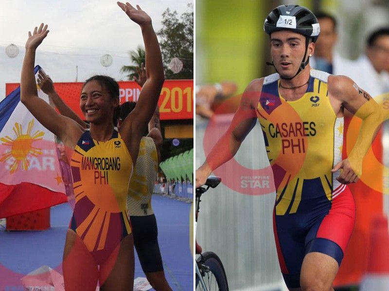Filipino triathletes begin chase for Tokyo Olympic berth