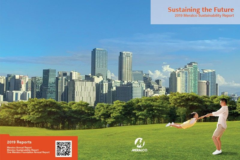Meralco sustainability report awarded Gold Rank by Asia Sustainability Reporting Rating