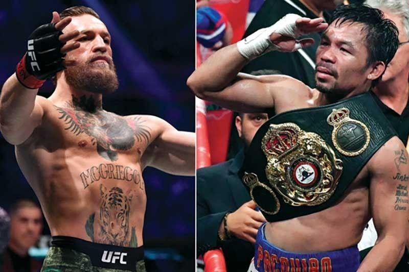 Pacquiao keeping a keen eye on McGregor's UFC bout