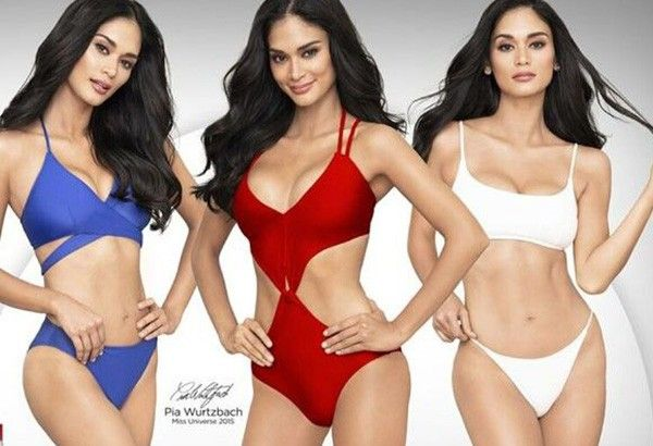 Pia Wurtzbach breaks silence about boob jobs, being naturally 'blessed'