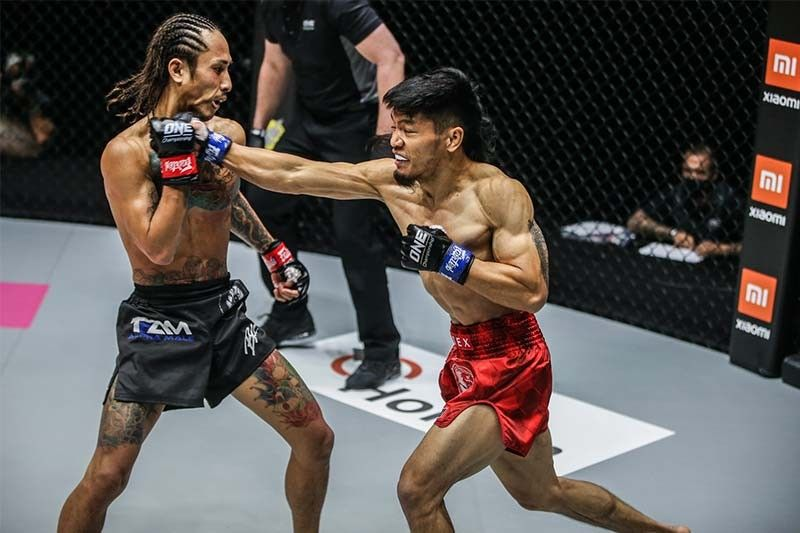 Adiwang scores 2nd round KO; Capitan dethrones Ramazanov in ONE: Unbreakable