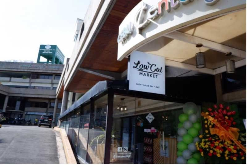 Homegrown health food resto expands
