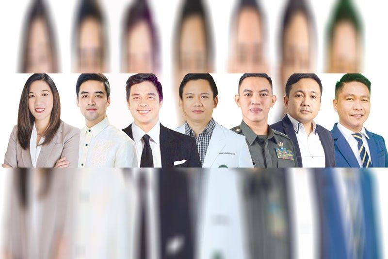 7 cited as outstanding young men, women of 2020