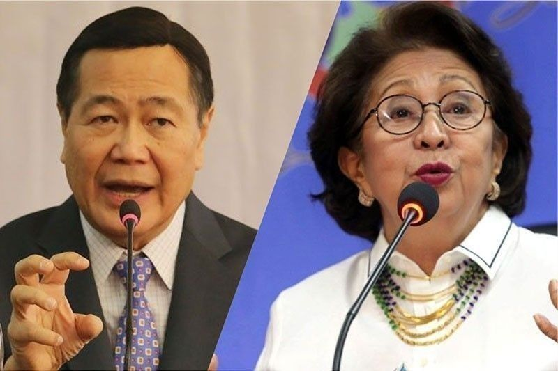 'Clear threat': Ex-SC justices seek Solgen comment on Parlade's social media post