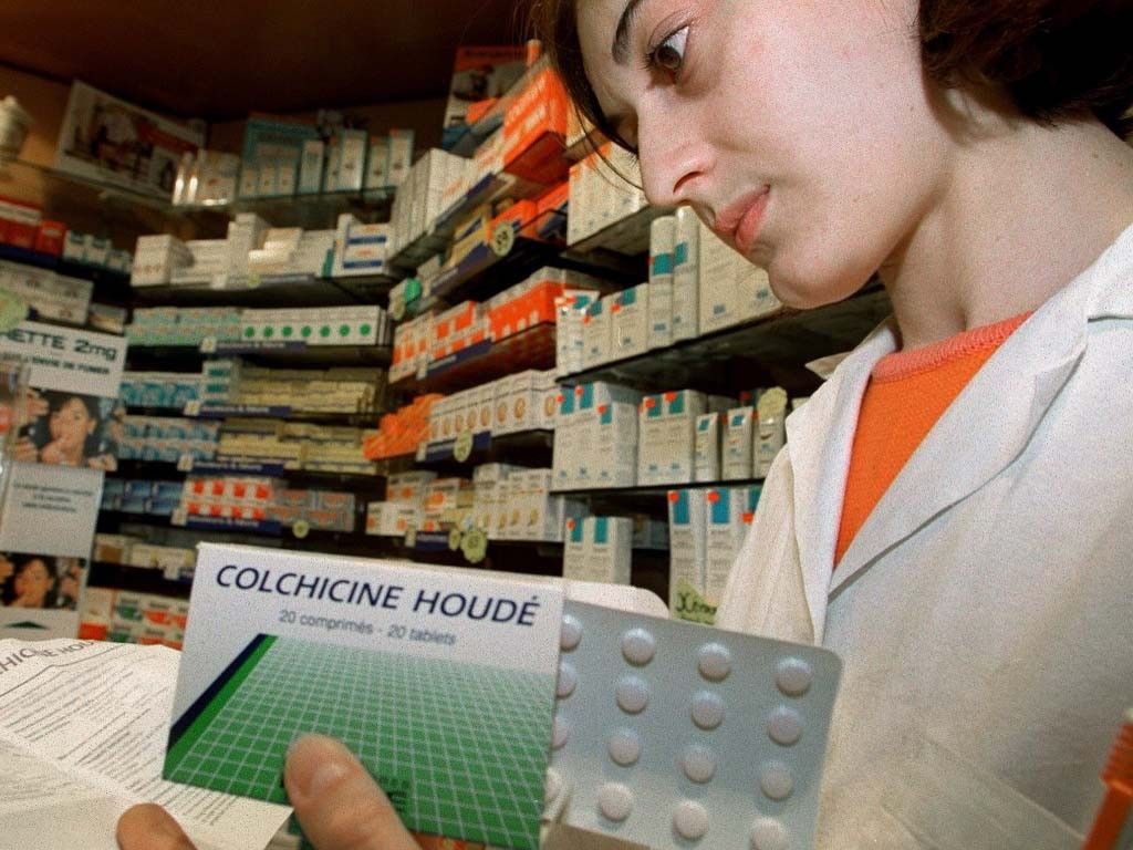 Common drug colchicine brings hope to COVID fight �Canadian research