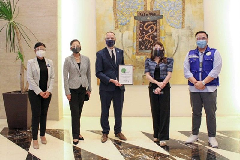LIST: 33 more Philippine hotels awarded world tourism body�s safe travels stamp