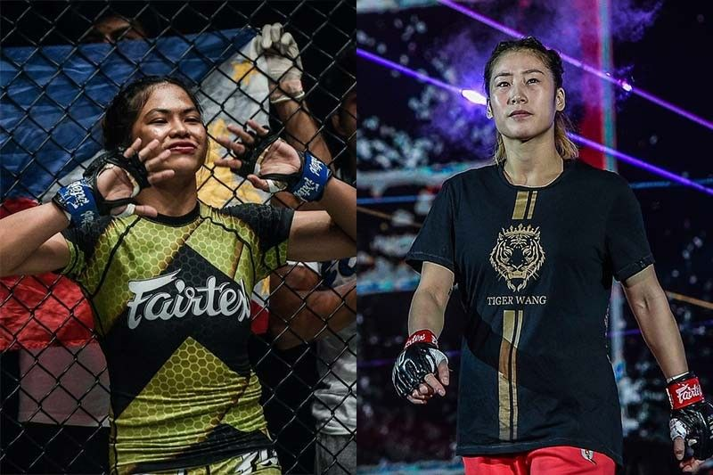 'I would beat her up': Chinese foe calls out Denice Zamboanga in ONE Championship