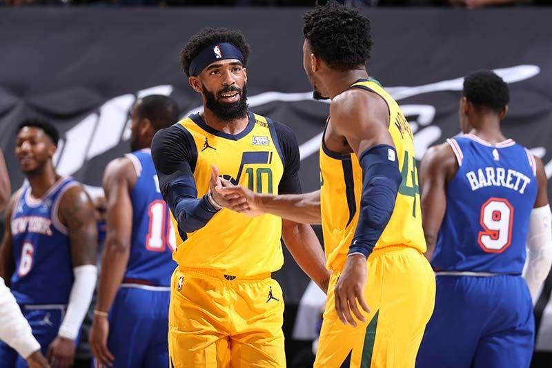 Jazz keep win streak alive; Wall leads Rockets over ex-team Wizards