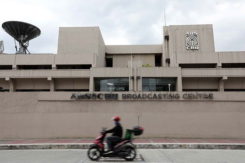�ABS-CBN franchise issue best left to next Congress�