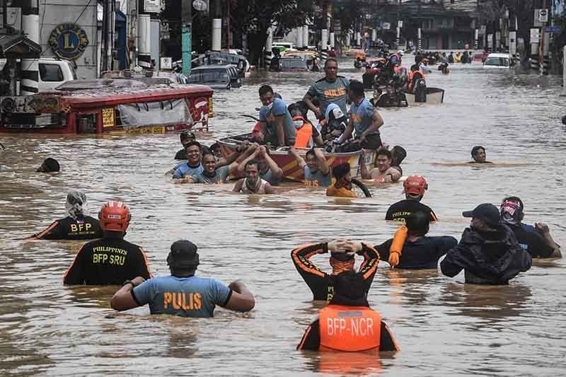 Philippines among countries most impacted by extreme weather since 2000 � report